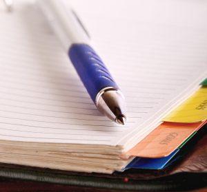 checklist pen lijst